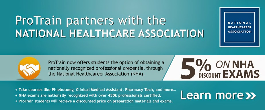 ProTrain partners with the NationalHealthcare Association