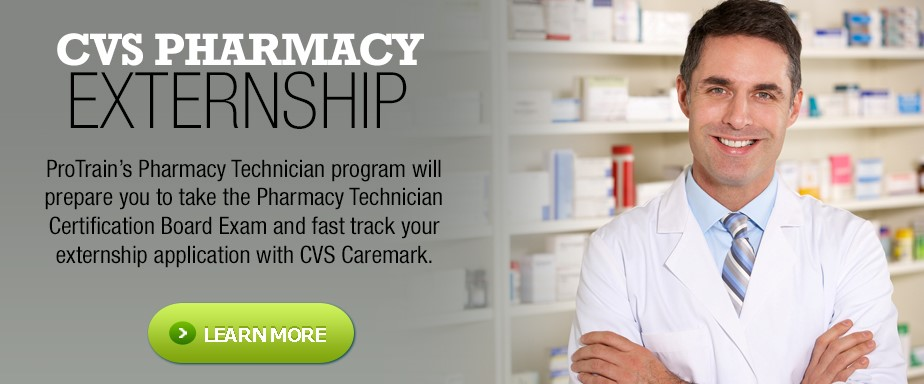 CVS Pharmacy Externship